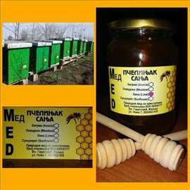Domaći med - pčelinjak Sanja