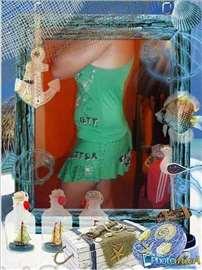 Moćna haljinica tunikica  Pink fly, sl.1