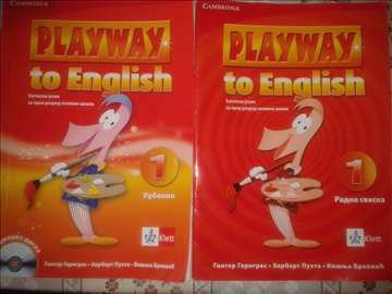 Engleski jezik za 1. razred Klett