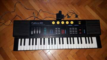 Fujitone 3B stereo electronic keyboard