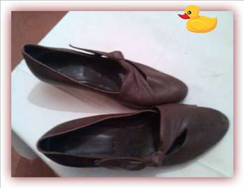 Kožne cipele Vero Cuoio Made in Italy sl5