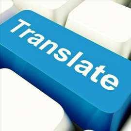 Prevod sa engleskog na srpski jezik