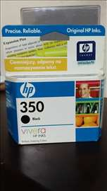 HP original inks. 350 black