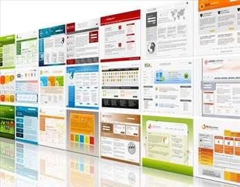 Izrada web sajtova i relacionih baza podataka