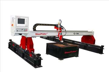 SteelTailor™ Gantry G3, CNC plazma