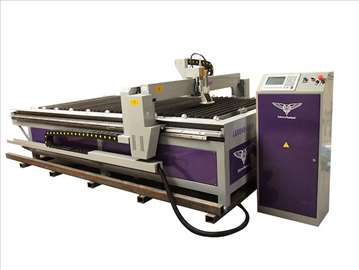 SteelTailor™Legend II 1325, CNC plazma