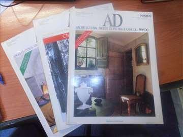 AD -  časopisi o unutrašnjem uređenju prostora