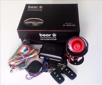 Auto alarm Bear model 3