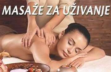 Profesionalna masaža, detoksikacija u centru Bgd