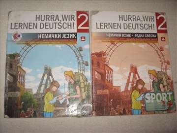 Hurra, Wir Lernen Deutsch!-nemacki za 6.razred