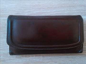 Muški kožni novčanik