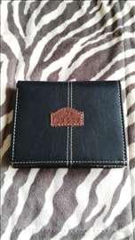 """Muški kožni novčanik """"Elegant leather"""""""