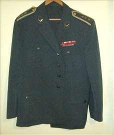 Svečana uniforma pukovnika RV i PVO JNA