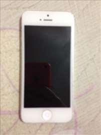 Prodajem iPhone 5, 16 GB bele boje