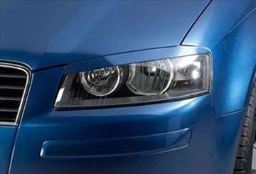 Obrvice za farove Audi a3 03.-07.