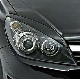Obrvice za farove Opel Astra H
