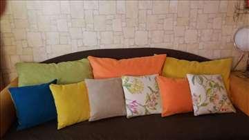 Uslužno šivenje - ukrasni jastučići
