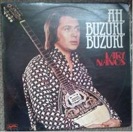 Lary Nanos-Ah, Buzuki, Buzuki LP