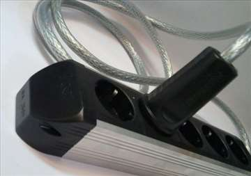 Najkvalitetniji audio kablovi -strujne letve 3x2,5