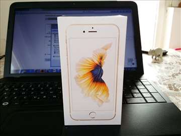 Mobilni telefon Apple Iphone 6S / gold vakum