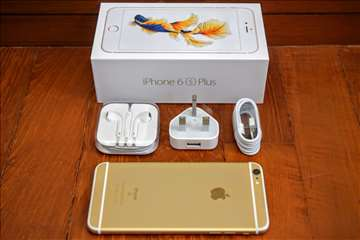 Mobilni telefon Apple Iphone 6S plus / novo / gold