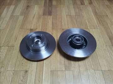 Zadnji diskovi Megane 2 hecbek Modus Clio