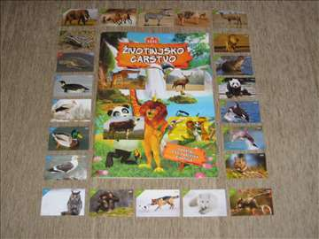 Životinjsko carstvo Kraš 2016 sličice na komad