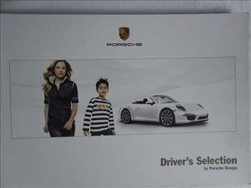 "Prospekt Porsche Driver""s Selection.185 str."