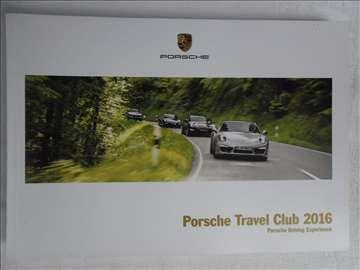 Prospekt Porsche Travel Club.84 + 30 str.mali pros