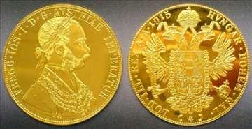 Dukat-zlatnik Franc Jozef