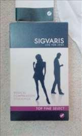 Sigvaris čarape za vene ccl 2, novo- nekorišćeno