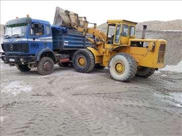 Iskop temelja, kanala, jama krčenje placeva prevoz