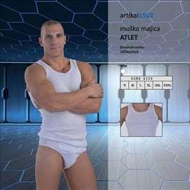 Muška atlet-rip majica