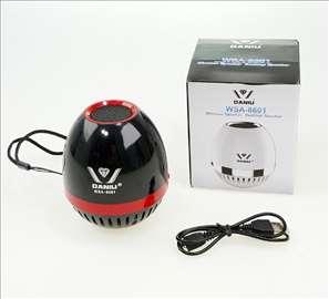 Prenosivi bežični zvučnik WSA-8601- crna