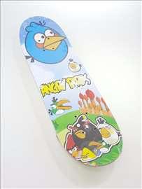Skejtbord - Angry Birds - novo