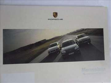 Prospekt Porsche Cayenne Momentum,11/06., 50 str