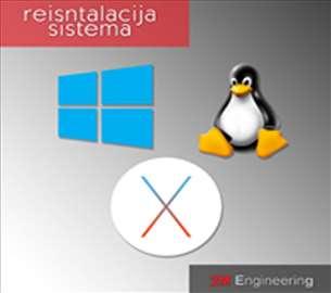 Servis / održavanje računara i računarske mreže