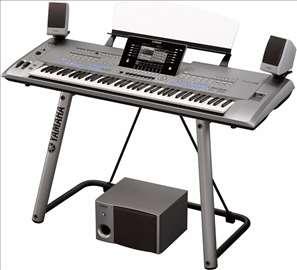 Yamaha Tyros4 61-ključ aranžer Workstation tastatu