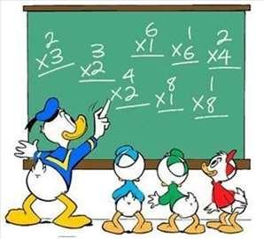 Matematika, fizika, hemija