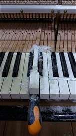 Štimovanje i popravke klavira