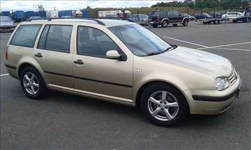 VW Golf IV 1.9 tdi