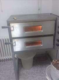 Pica peć sa dve etaže