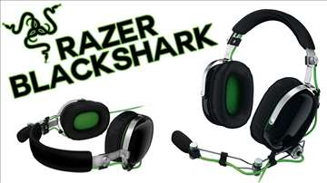 Slušalice Razer Black Shark
