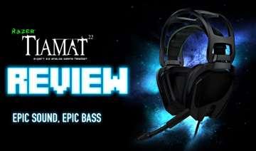 Slušalice Razer Tiamat 2.2 Expert