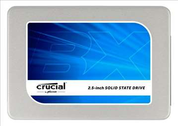 "SSD Crucial 480GB SATA3 BX200 2.5"""