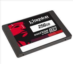 SSD Kingston 256GB KC400 sata3 2.5""