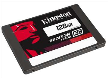 SSD Kingston SSD 128GB KC400 SKC400S37