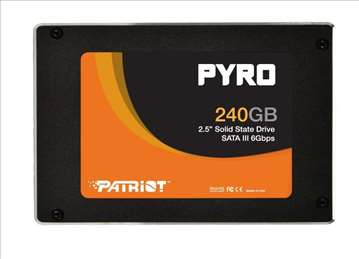 SSD Patriot Pyro 240GB sata3 2.5""