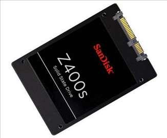 """SSD SanDisk 256GB SATA3 Z400s 2.5"""""""