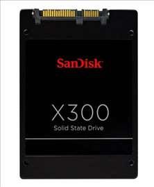 """SSD SanDisk X300 512GB sata3 2.5"""""""